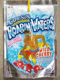 capri sun water