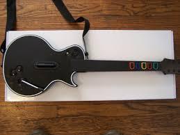 guitar for guitar hero 3