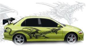 car decal graphics