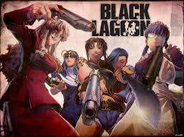 anime black lagoon