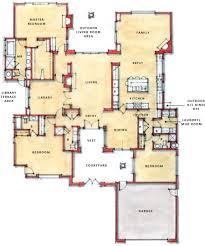 one story floor plans