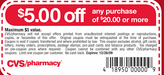 cvs coupon