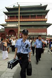chinese tour guides