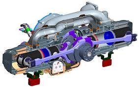 1 stroke engine