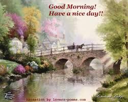 good morning words