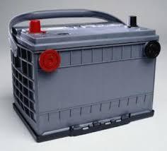 bateria de un carro