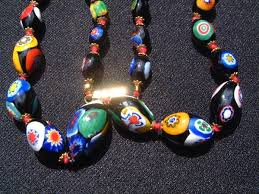 glass beads jewelry