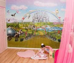 disney princess murals