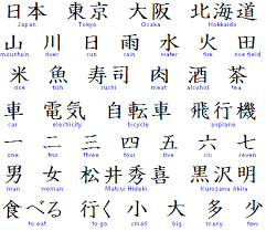 chinese and japanese symbols