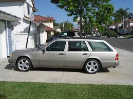 1995 mercedes wagon