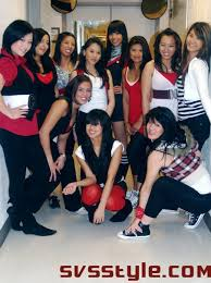 girls dance hip hop
