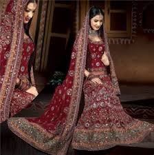 indian bridal wear dresses