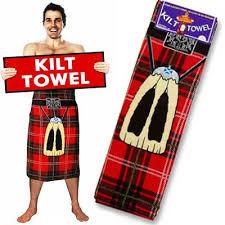 kilt towels