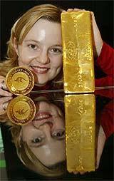 1 kg gold