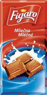 figaro cokolada
