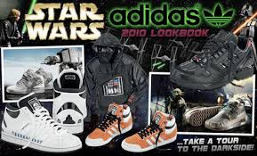 star wars adidas collection