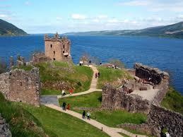 highland loch ness