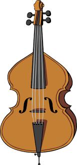 cartoon cello