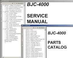 bjc 4000