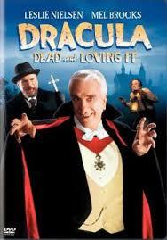 dracula dead and loving