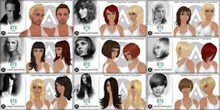 aveda hair styles