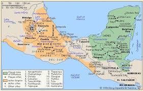 aztec maya