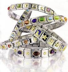 italian charms bracelet