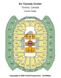 air canada centre directions