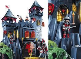 chateau playmobil