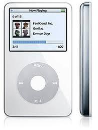 ipod 30 gb white