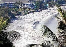 tsunami in history