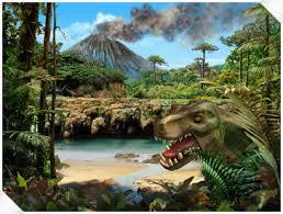 dinosaurs screensaver