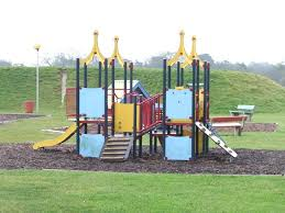 childrens outdoor play area