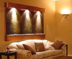 interior wall fountains