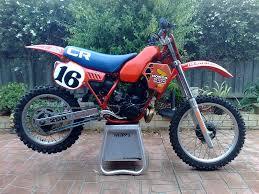 1983 honda cr250