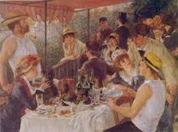 dejeuner des canotiers renoir