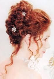 long curly wedding hair styles