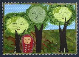 postcard artwork