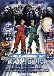 the mario brothers movie