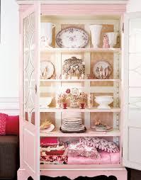 decorating china cabinets