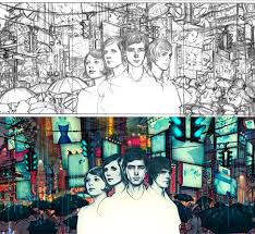 james jean covers