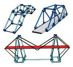 types of suspension bridges