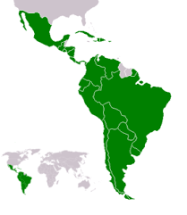 america latina y america anglosajona