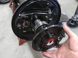 gm rear axle