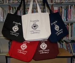 library book bags