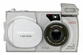 olympus c200