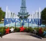 kings island waterpark
