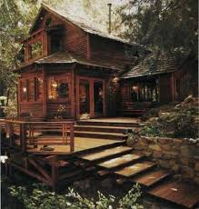 rustic decks