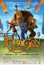 dragon hunter movie 2008