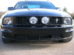 06 mustang grill